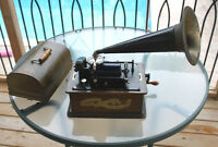 Antique EDISON Standard Cylinder Phonograph