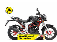 LEXMOTO VENOM 125 EFI - LEARNER LEGAL - MOTORCYLE