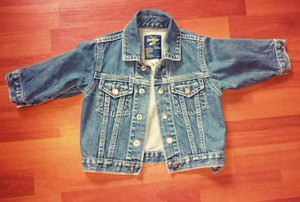 Toddler Oshkosh Jean Jacket