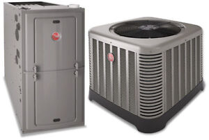 ADAM HEATING & COOLING- Call the A TEAM for all your HVAC work