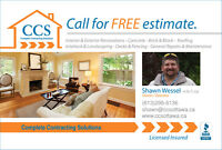 Complete Contracting Solutions (CCS Ottawa)