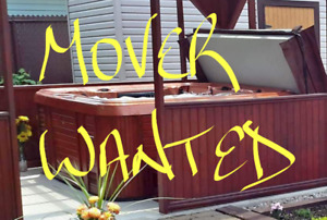 Hot Tub Mover Needed