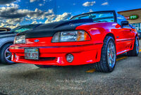 1988 Ford Mustang  Convertible MUST SEE