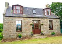 Traditional Granite Built Farmhouse