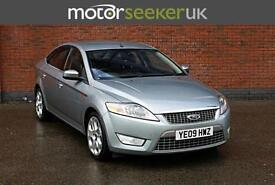 2009 Ford Mondeo 2.2 TDCi Titanium X 5dr heated seats cambelt done full mot f...