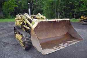 Oliver OC-46 with Ware Loader and PTO (EXCELLENT) Reduced