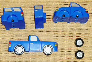 ✪ POPULAR PLAYTHINGS - Magnetic Build-A-Car in Box Oakville / Halton Region Toronto (GTA) image 5