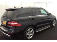 Mercedes-Benz ML350 FROM £149 PER WEEK!