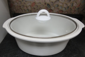 CERAMIC STONEWARE CASSEROLE DISH -$35 Or Best Offer