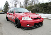 SPÉCIAL 1 SEMAINE: Honda Civic Big Turbo *330 WHP* *Low mileage*