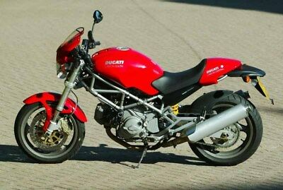 "DUCATI Monster 400ie 620ie WORKSHOP SERVICE REPAIR MANUAL  sent as a ""Download"""