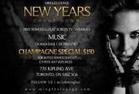 2016 NEW YEARS EVE COUNT DOWN @ Mingles Lounge