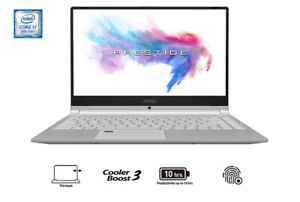 """MSI PS42 8M-096CA 14"""" Professional Laptop - NEW UNOPENED"""