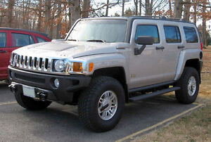 HUMMER H3 LOOKING TO BUY CASH IN HAND WANTED