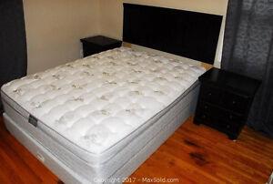 Bedroom Set + Queen Size Bed