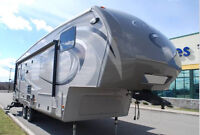 fifth wheel cougar high country 299rks