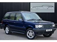 2001 Range Rover P38 2.5 TD DHSE Diesel Auto *Just 42,250 miles + Pristine*