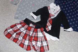 GIRL'S SIZE 5 CLOTHES