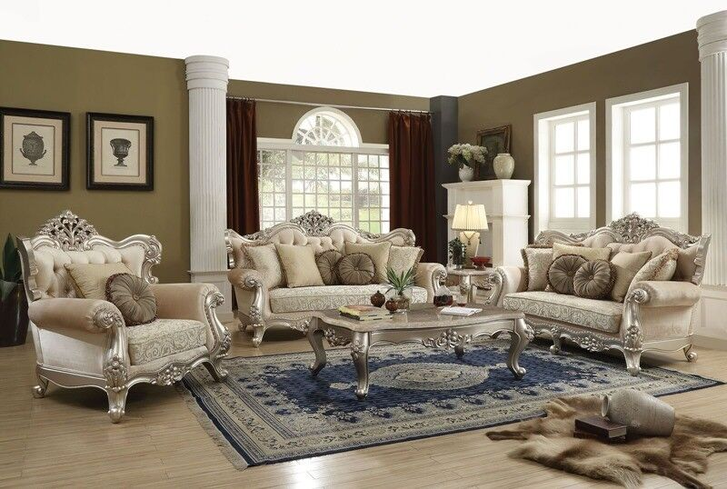 Acme Bently Sofa and Loveseat 50660