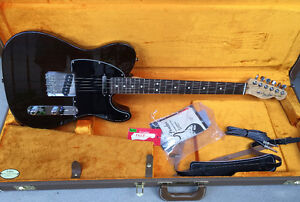 2012 Fender 60th Anniversary Rosewood Telecaster.