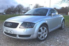 Audi TT Coupe 1.8 ( 225bhp ) 2001 quattro