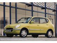 Daihatsu sirion limited edition