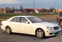Price is REDUCED: 2006 S class Mercedes Benz