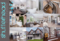 Commercial Photographer, Real Estate/Interior Design/Product