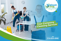Professional Cleaning Services Company Montreal (20 CAD) Hourly