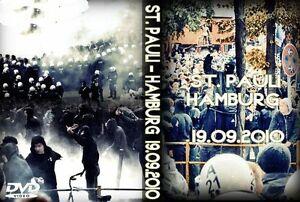 DVD DERBY SANKT PAULI-HAMBURG SV 2010 (ultra,poptown,hamburger,st.pauli)