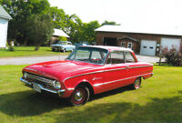 IMMACULATE 1961 Ford Falcon