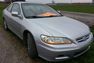 Honda Accord Coupe (2 door) - Call for Info