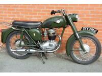 BSA B40 1965 347cc