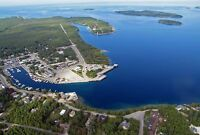 Tobermory, Double Lot, IN TOWN!!