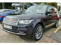 2014 Land Rover Range Rover 4.4 SDV8 AUTOBIOGRAPHY 5d 339 BHP 8SP 4WD AUTO DIESE