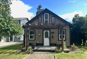DOWNTOWN, 2 bedroom, 1 bath RANCHER for RENT