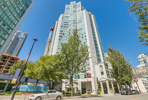 2br - 935ft2 - Downtown Yaletown - 2 Bedroom - 2 yrs NEW buildin