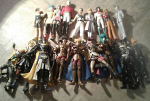 Anime Action Figure Lot