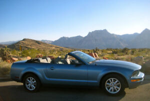 2007 Ford Mustang CONVERTIBLE / DÉCAPOTABLE