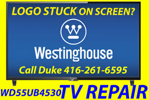 Westinghouse TV repair LED HDTV, LCD TV, NO POWER