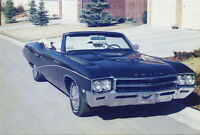 1969 Buick GS Stage 1 Convertible