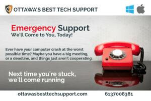 Emergency Tech Support