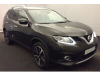 2015 NISSAN X-TRAIL 1.6 DCI ACENTA GOOD / BAD CREDIT CAR FINANCE AVAILABLE