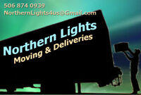 Northern Lights Moving & Delivery's / Approved By The  Military