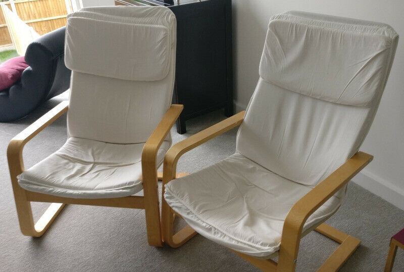Set of 2 Ikea Pello armchairs | in Trumpington ...