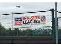5aside League In Rayleigh