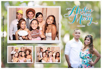 HQ Photobooth Service/3 hours for only $300!!