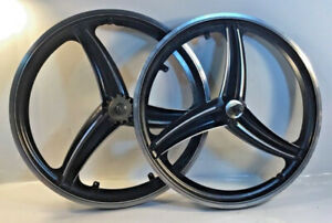 BMX bike MAG Wheelset