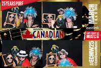 Laugh It Up Photo Booth Services!
