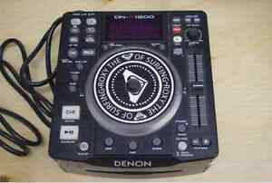 **SWEET DEAL** Denon DN-S1200 DJ USB/CD Controller